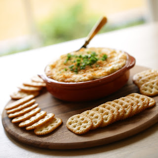 Beth's Hot and Spicy Crab Dip.