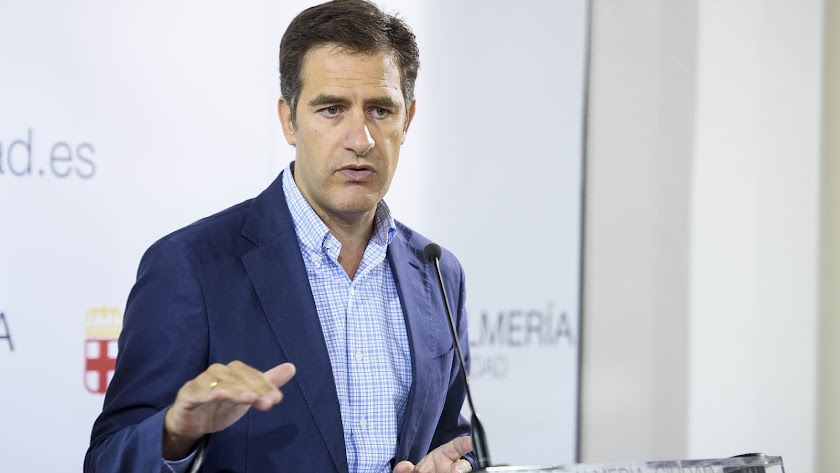 Miguel Ángel Castellón, numero uno del PP al Congreso.