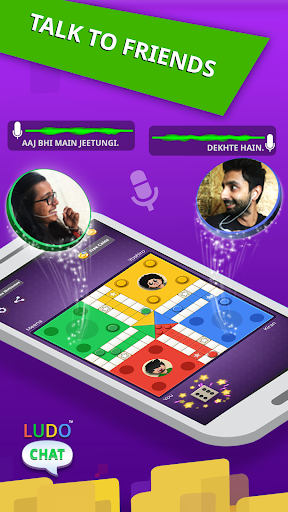 Hello Ludo - Live online Chat on ludo! screenshot 3