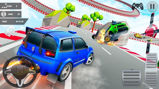 Ramp Car Stunts 3D - GT Racing Stunt Car Games apktram screenshots 10