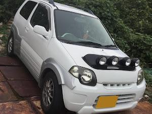 Kei HN11S Gタイプ 4WDのカスタム事例画像 うるおいのジェルさんの2018年10月11日15:29の投稿