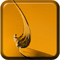 A7 A5 A3 (GOLD) Live Wallpaper icon