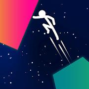 Light Up Jump Stickman - Color Glow