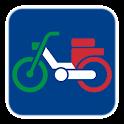 Patentino ciclomotore 2015 icon