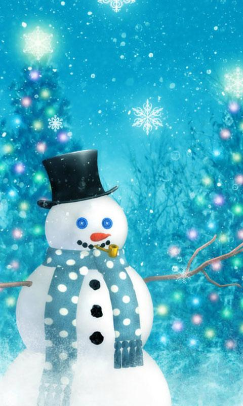 snowman family wallpaper - photo #26