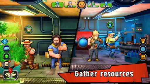 Shelter Waruff0dsurvival games in the Last City bunker apkdebit screenshots 6