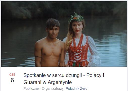 Polacy i Guarani w Argentynie