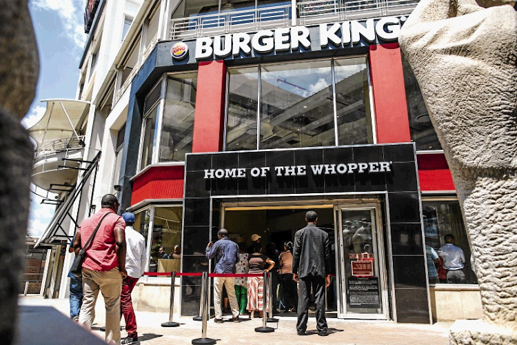 Burger King Hits Milestone Of 80 Outlets