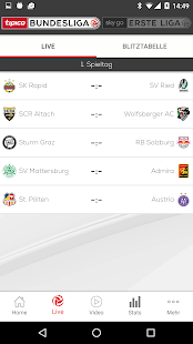 Fußball-Bundesliga- screenshot thumbnail