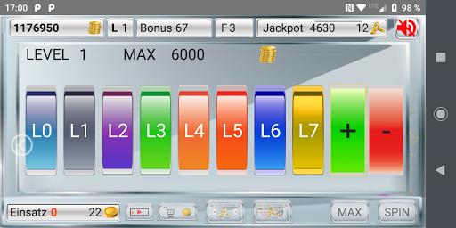 Casino Slot Machine Game