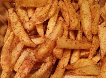 Curry Fries Recipe