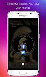Samsung Milk Music Screenshot 2