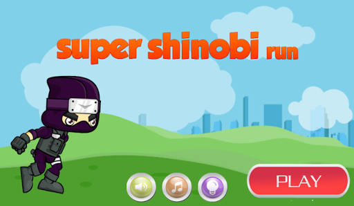 Super Shinobi Run