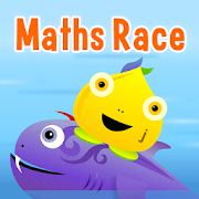 Squeebles Maths Race  Icon