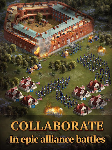 War and Peace: The #1 Civil War Strategy Game 2020.10.2 screenshots 23