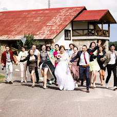 Wedding photographer Yuliya Bogush (jylibohush). Photo of 01.09.2017