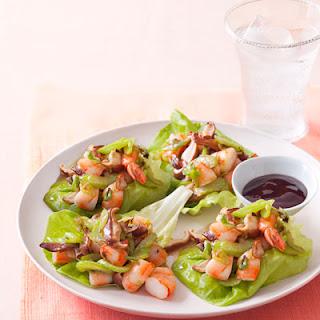 Mu Shu Shrimp