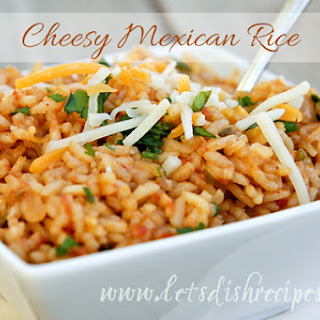 Cheesy Mexican Rice Recipes