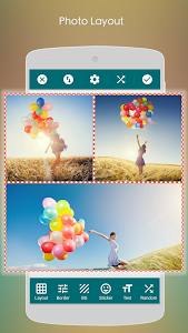 Photo Layout screenshot 1