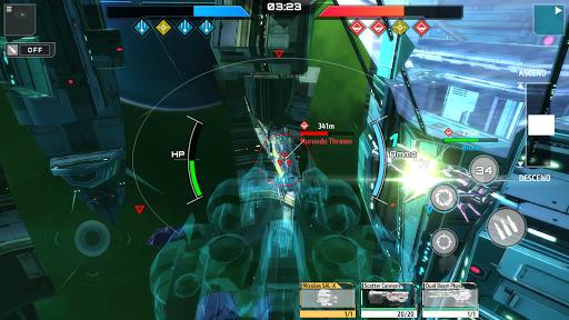 Télécharger Gratuit Iron Space: Real-time Spaceship Team Battles mod apk screenshots 3