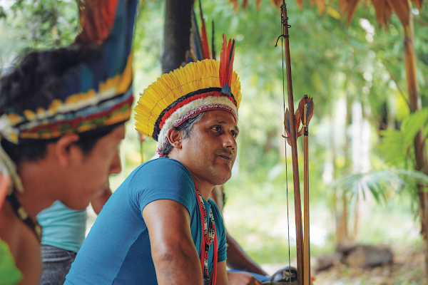 A tribe uses mobile phones and TensorFlow to fight illegal logging in the Amazon
