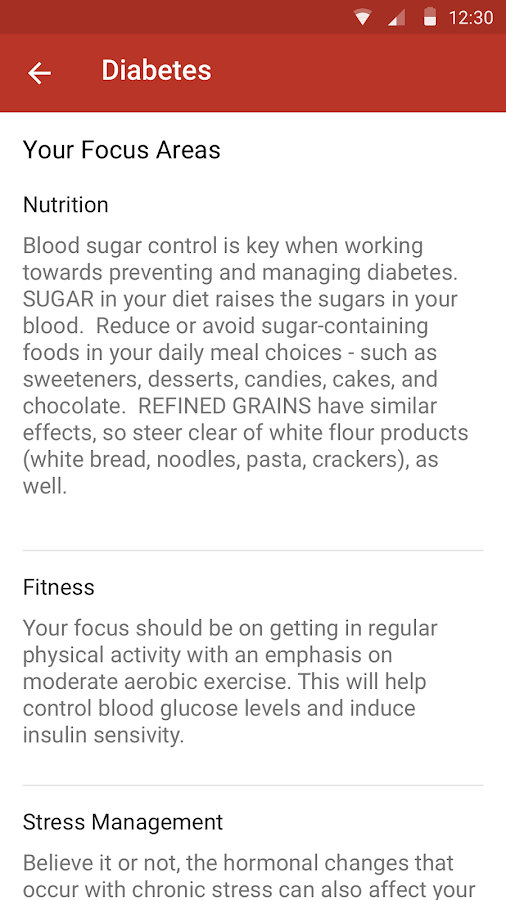 FPH  Wellness- screenshot