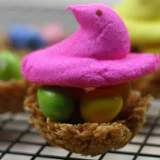 No Bake Edible Easter Birds Nests.