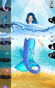 ⚓ ☆ Mermaid Princess dress up ☆ 1
