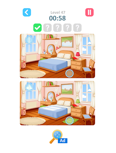 TapTap Differences - Observation Photo Hunt apkpoly screenshots 12