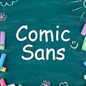 Comic Sans Pro FlipFont icon