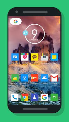 Oreo Square - Icon pack screenshot 3