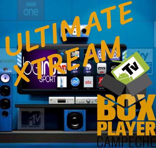 Ultimate Xtream Tv Box Campeche screenshot 1