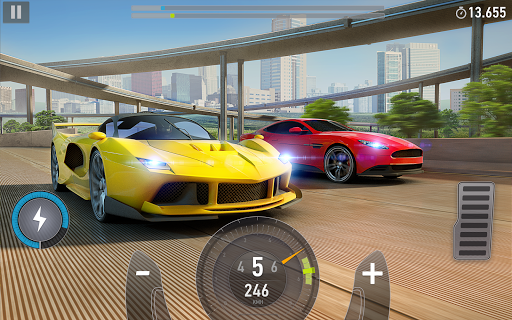 Top Speed 2: Drag Rivals & Nitro Racing apkpoly screenshots 9