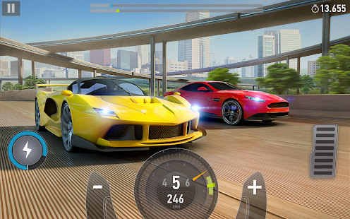 Top Speed 2: Drag Rivals & Nitro Racing Screenshot