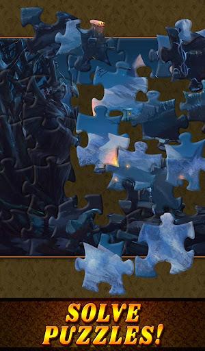 Shadow Kingdom Solitaire. Adventure of princess filehippodl screenshot 22