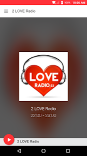 2 LOVE Radio- screenshot thumbnail