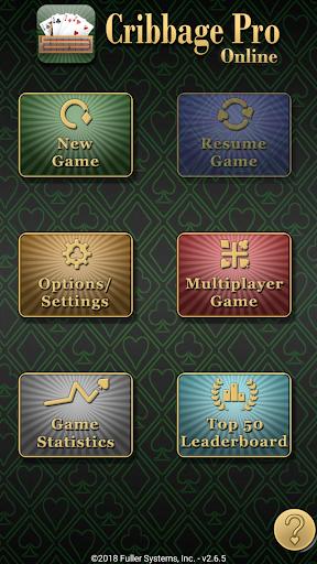 Cribbage Pro Online!  screenshots 1