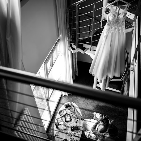 Fotógrafo de bodas Benjamin Janzen (bennijanzen). Foto del 04.10.2017