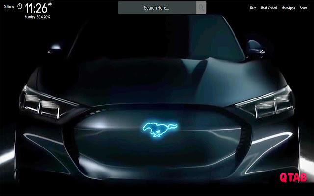 Supercars Mustang-Lambo-Bugatti-Nissan