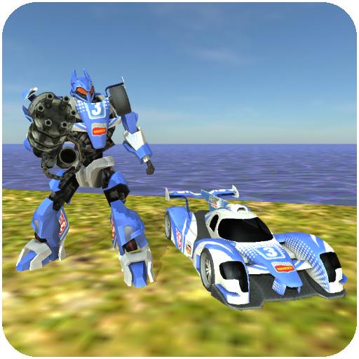 Supercar Robot