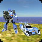 Supercar Robot icon