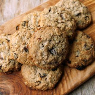 Oatmeal Raisin Chocolate Chip Cookies.
