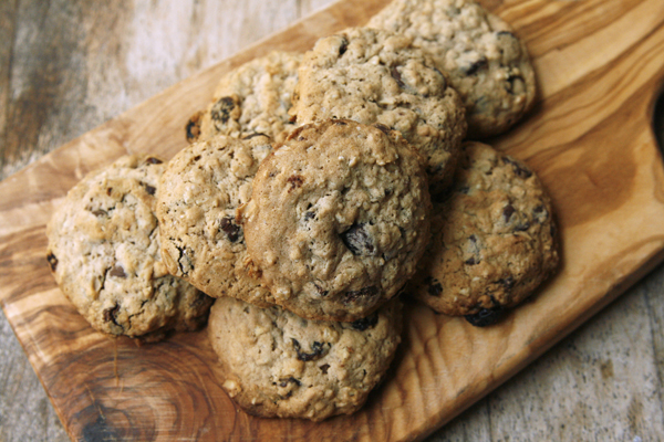 Oatmeal Raisin Chocolate Chip Cookies Recipe | Yummly