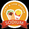 Zero & Low Sodium Foods icon
