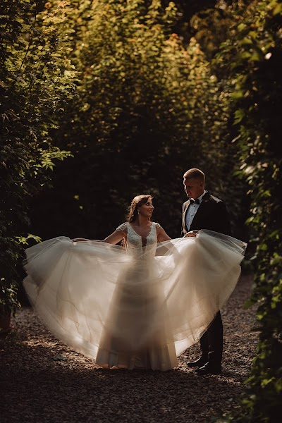 Wedding photographer Agnieszka Gofron (agnieszkagofron). Photo of 06.10.2019