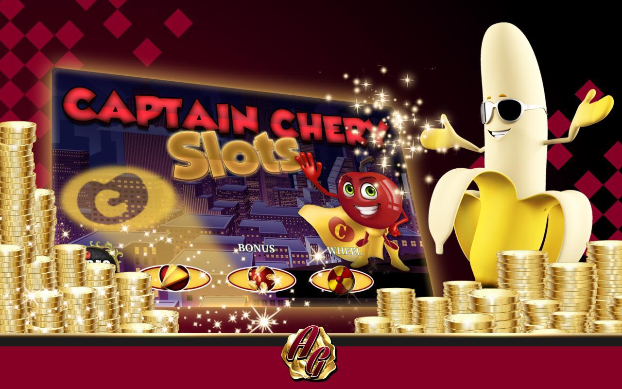 captain slot machine