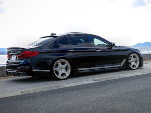 5シリーズ セダン 5シリーズ G30のカスタム事例画像 ようちゃん BMW G30さんの2020年02月14日11:47の投稿