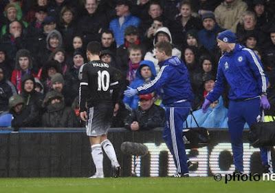 Eden Hazard sera fixé lundi