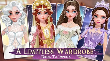 Dress up! Time Princess