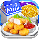 School Lunch Food - The Best School Lunch Box icon
